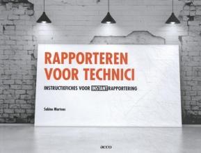 Sabine Martens , Rapporteren voor technici