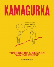 Kamagurka , Voorbij de grenzen van de ernst
