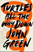 John  Green Turtles all the way down - Hardcover US versie