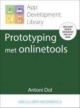 Antoni Dol , Prototyping met onlinetools
