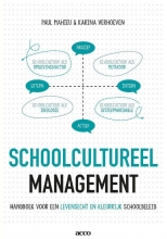 Karina Verhoeven Paul Mahieu, Schoolcultureel management