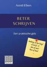 Astrid Elbers , Beter schrijven