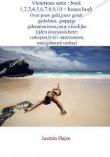 Jasmin  Hajro Victorious serie : boek 1,2,3,4,5,6,7,8,9,10 + bonus boek