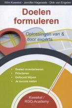 Dick van Engelen Wim Kweekel  Jennifer Hageraats, Doelen formuleren