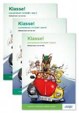 Age Span Jan Bart Bos  Linda Harshagen  Silke Meyer, Klasse! deel a,b.c Leerwerkboek
