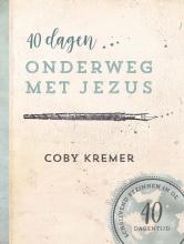 Coby  Kremer 40 dagen onderweg met Jezus