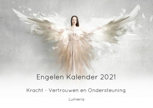 Klaske Goedhart , Engelen Kalender 2021