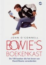 John  O`Connell Bowie`s boekenkast