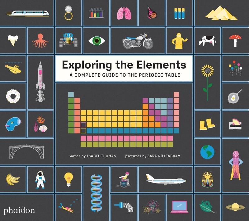 Sara Gillingham,Exploring the Elements