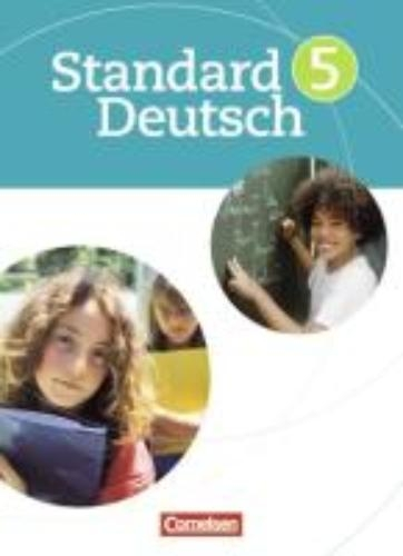 ,Standard Deutsch 5. Schuljahr. Schülerbuch