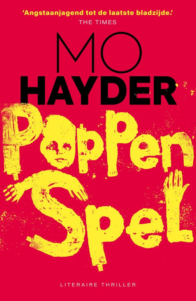 Mo Hayder,Poppenspel
