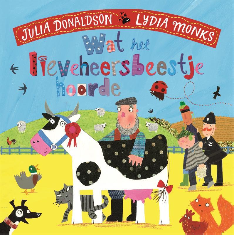 Julia Donaldson,Wat het lieveheersbeestje hoorde