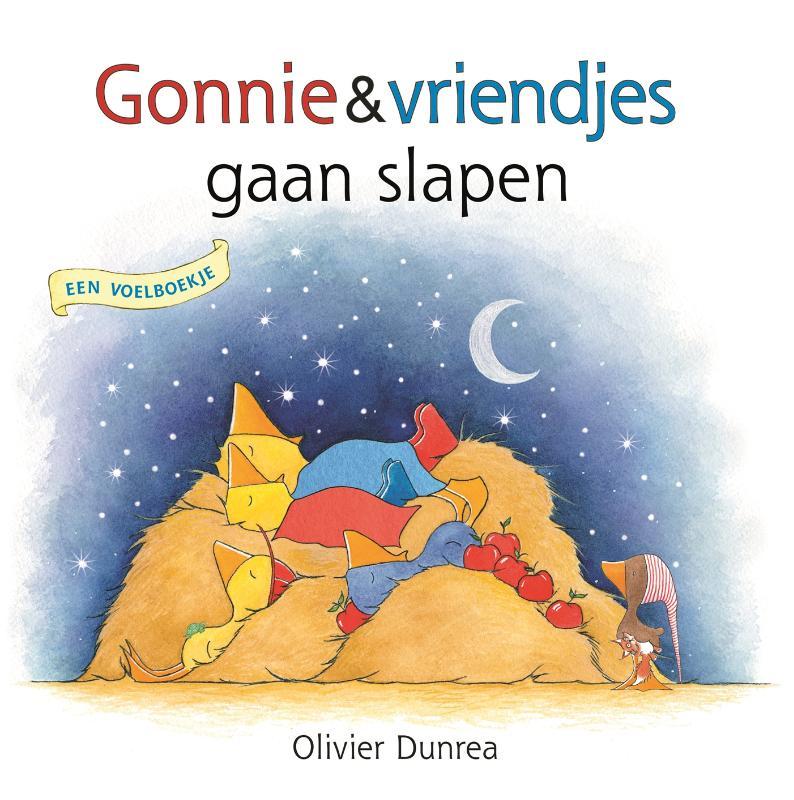 Olivier Dunrea,Gonnie & vriendjes gaan slapen