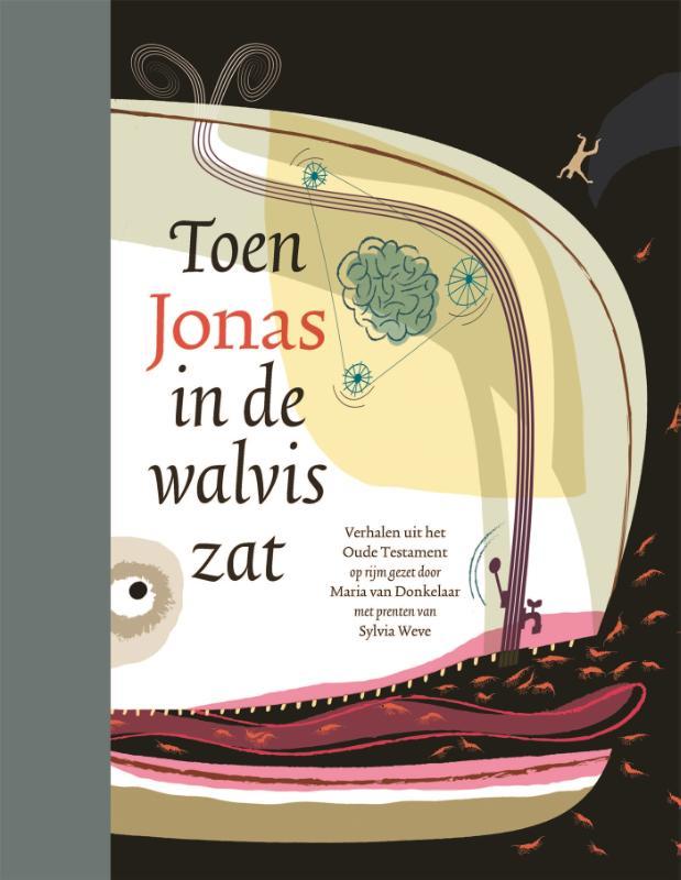 Maria van Donkelaar,Toen Jonas in de walvis zat