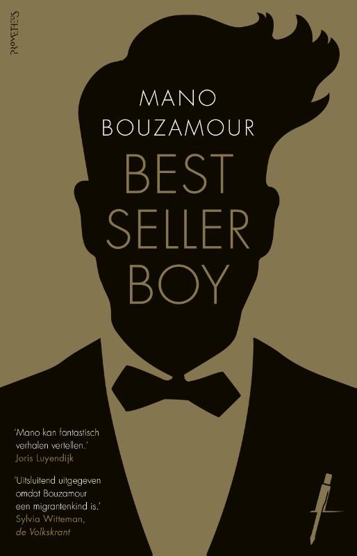 Mano Bouzamour,Bestsellerboy