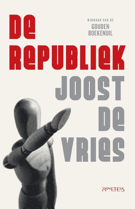 Joost de Vries,De republiek