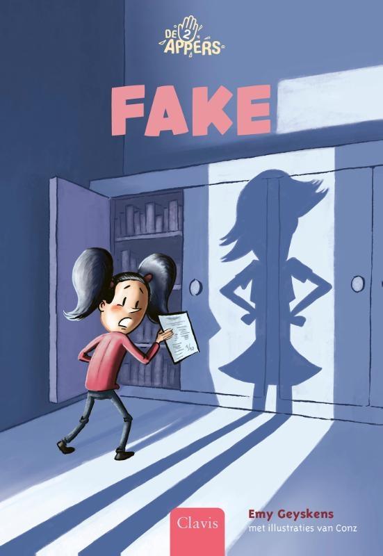 Emy Geyskens,Fake
