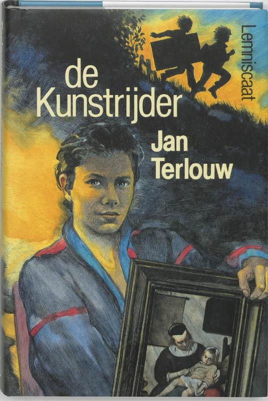 Jan Terlouw,De kunstrijder