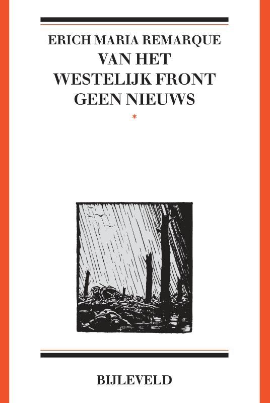 Erich Maria Remarque,Van het westelijk front geen nieuws