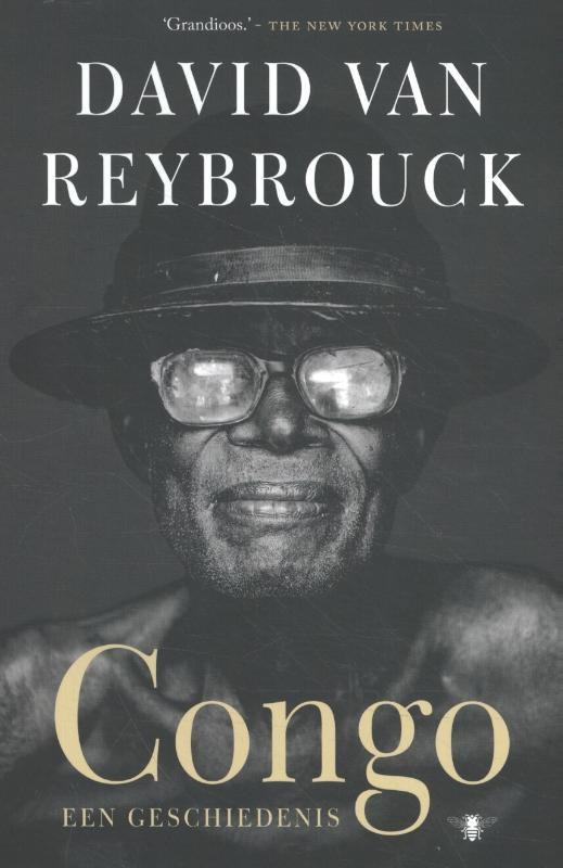 David van Reybrouck,Congo