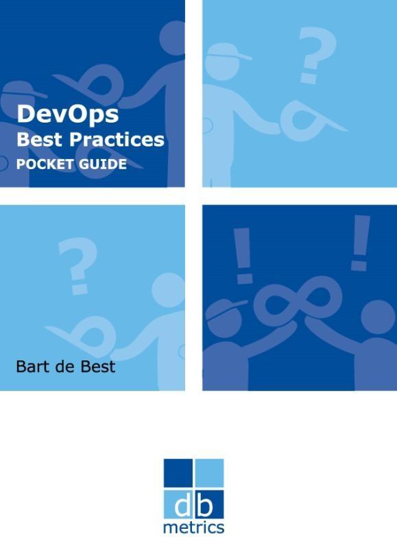 Bart de Best,DevOps Best Practices Pocket Guide