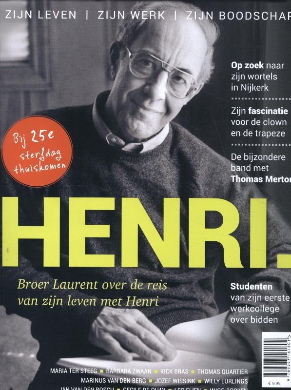 ,Henri Nouwen