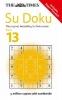 ,The Times Su Doku Book 13