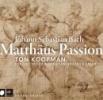 ,<b>J.S. Bach - Matthaeus Passion - Koopman CD</b>