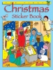 James, Bethan,The First Christmas Sticker Book