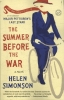 <b>Simonson, Helen</b>,The Summer Before the War