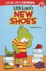 Crow, Melinda Melton,Little Lizard`s New Shoes