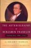 Franklin, Benjamin,The Autobiography of Benjamin Franklin