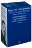 Hofmannsthal, Hugo von,Werke in zehn Bänden