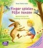 Ruhe, Anna Thekla,Finger spielen, F??e tanzen