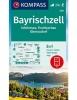 ,Kompass WK008 Bayrischzell, Schliersee, Fischbachau