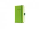 ,<b>notitieboek Sigel Conceptum Pure hardcover A6 groen         gelinieerd</b>