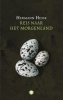 Hermann Hesse,De reis naar het morgenland