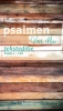 ,PvN Teksteditie psalm 1-50