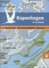 ,Kopenhagen in kaart