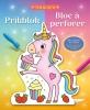 ZNU ,Prikblok Unicorn Bloc à perforer Unicorn