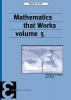 Maarten de Gee,Mathematics that Works 5