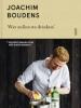 Joachim  Boudens ,WAT ZULLEN WE DRINKEN