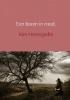 Kim  Herregodts ,Een boom in rood.