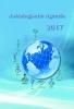 <b>Saskia van Vliet, Benjamin  Adamah, Eric F.  Coppolino</b>,Astrologische agenda 2017 gebonden