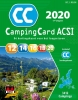 <b>ACSI</b>,CampingCard ACSI 2020 Nederlandstalig - set 2 delen