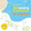<b>Anouck  Boisrobert</b>,3D Knip- en kleurboek