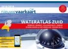 ,Waterkaart Nederland Zuid - 2018 - wateratlas - Nieuwe Vaarkaart