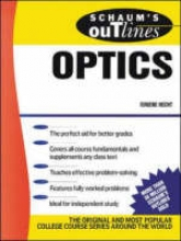 Hecht, Eugene Schaum`s Outline of Theory and Problems of Optics