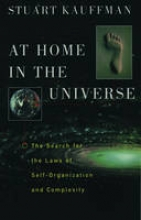 Kauffman, Stuart At Home in the Universe