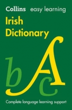 Collins Dictionaries Easy Learning Irish Dictionary